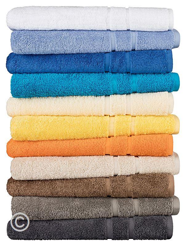 Waschlappen, Waschhandschuhe, Gästetücher, Handtücher, Duschtücher, Badetücher  Saunatücher, Kochfeste Frottiertücher